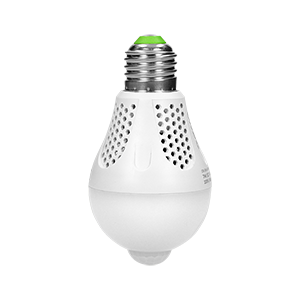 TYMI LED PIR 7W A60, żarówka z PIR 7W, 600lm, 4000K