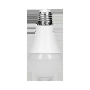 SAHIL LED PIR 12W A60, żarówka z PIR 12W, 850lm, 4000K