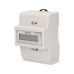 1-phase energy meter, 80A