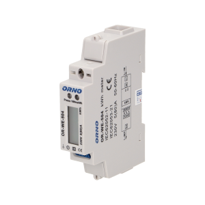 1-phase energy meter wtih RS-485, 80A