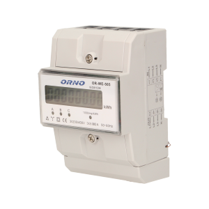3-phase energy meter, 80A