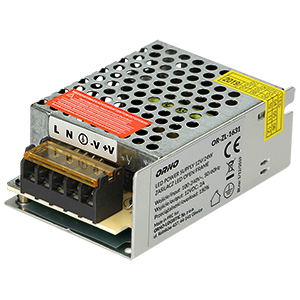 Open frame power supply unit 25W, 12V, IP20