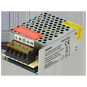 Zasilacz open frame 12VDC 25W, IP20