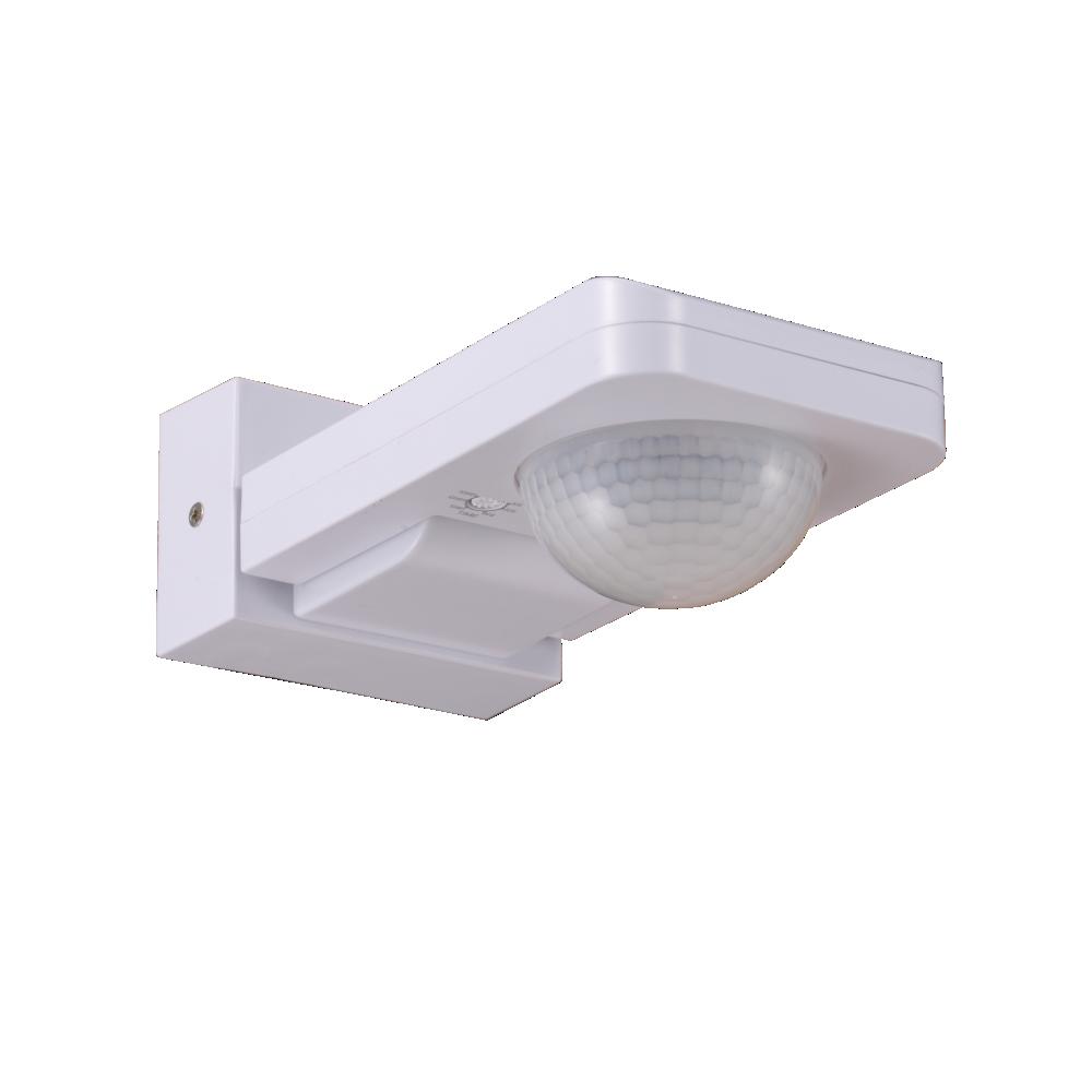 Czujnik ruchu i obecności 360°, IP65, biały