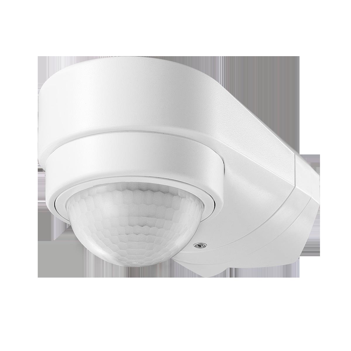 Motion sensor 240°, IP65, 2 sensors