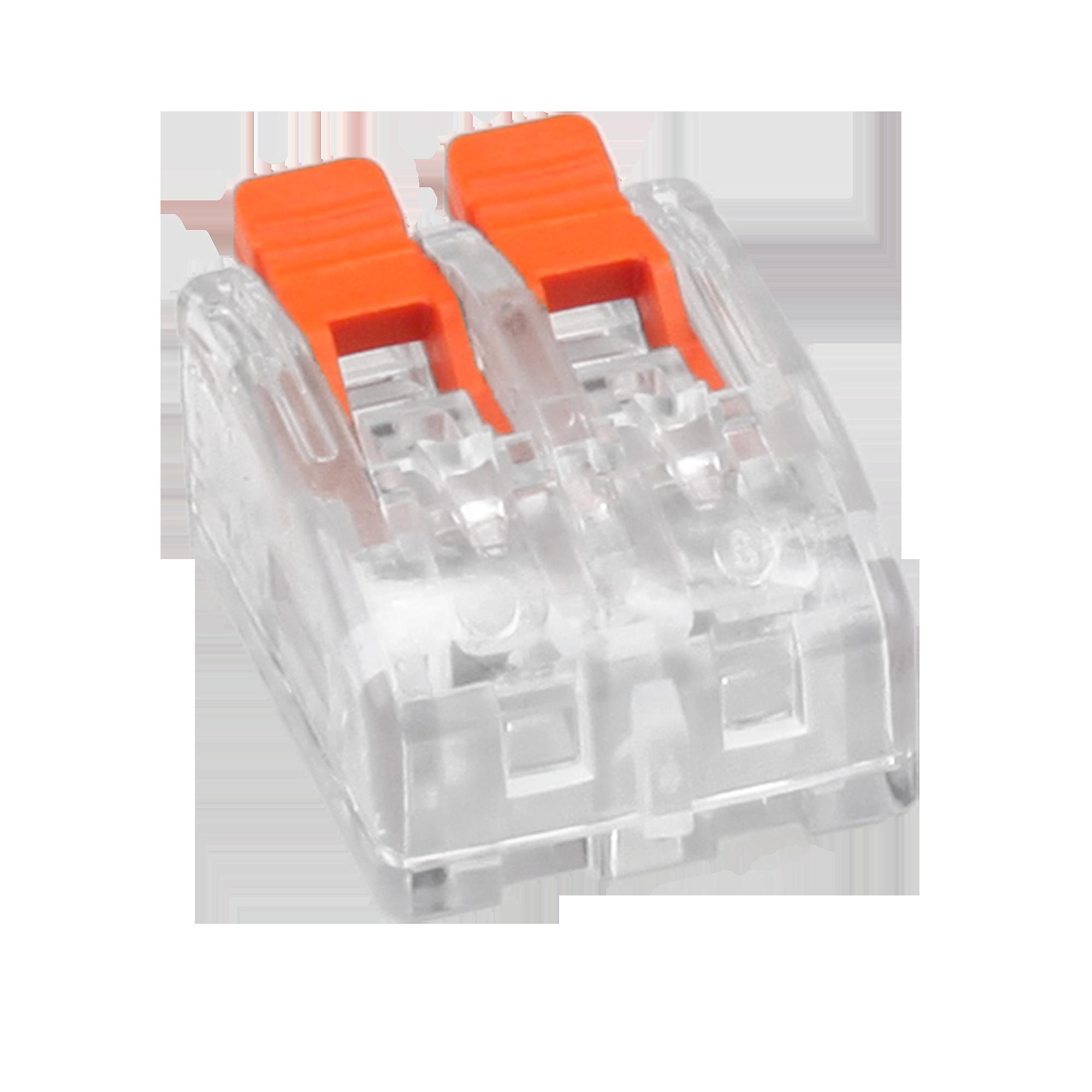 Złączka instalacyjna zasikowa 2-przewodowa; Na dowolny przewód 0,2-4mm²; IEC 450V/32A
