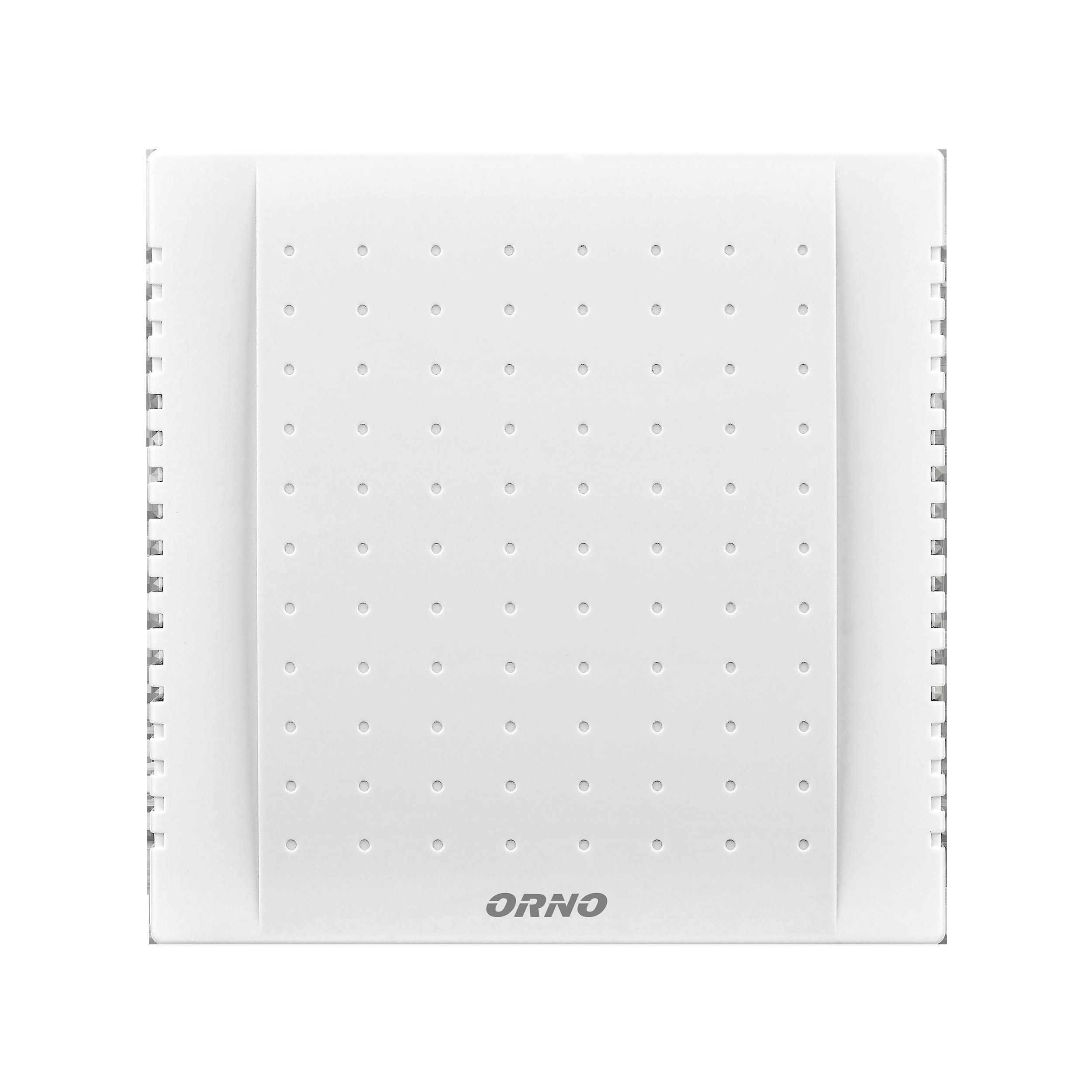 Dzwonek elektromechaniczny dwutonowy QUARTO AC, 230V, biały
