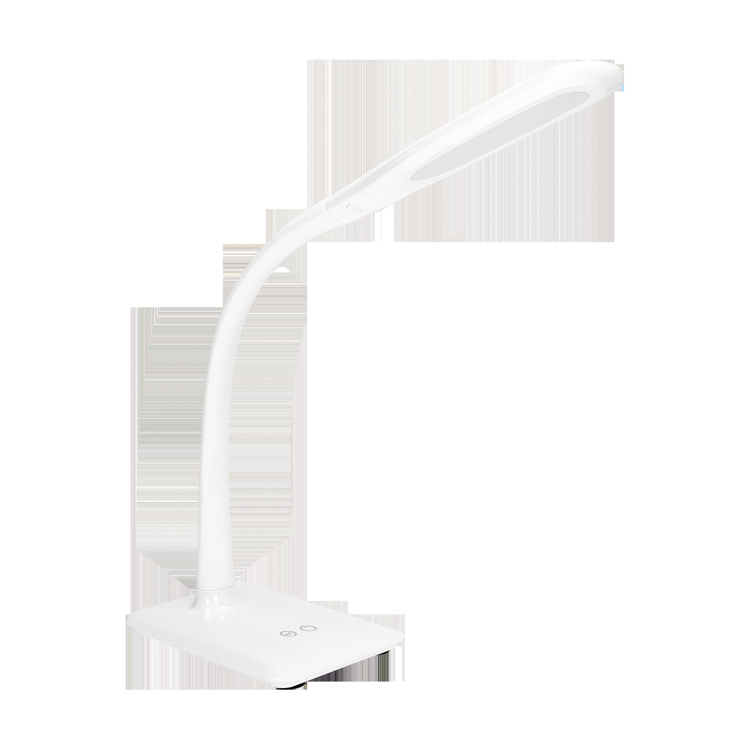 JASPER LED DIM 7W, lampka biurkowa, 400lm, biała, funkcja ściemniania i zmiany barwy temperaturowej 3000K-4500K-6000K