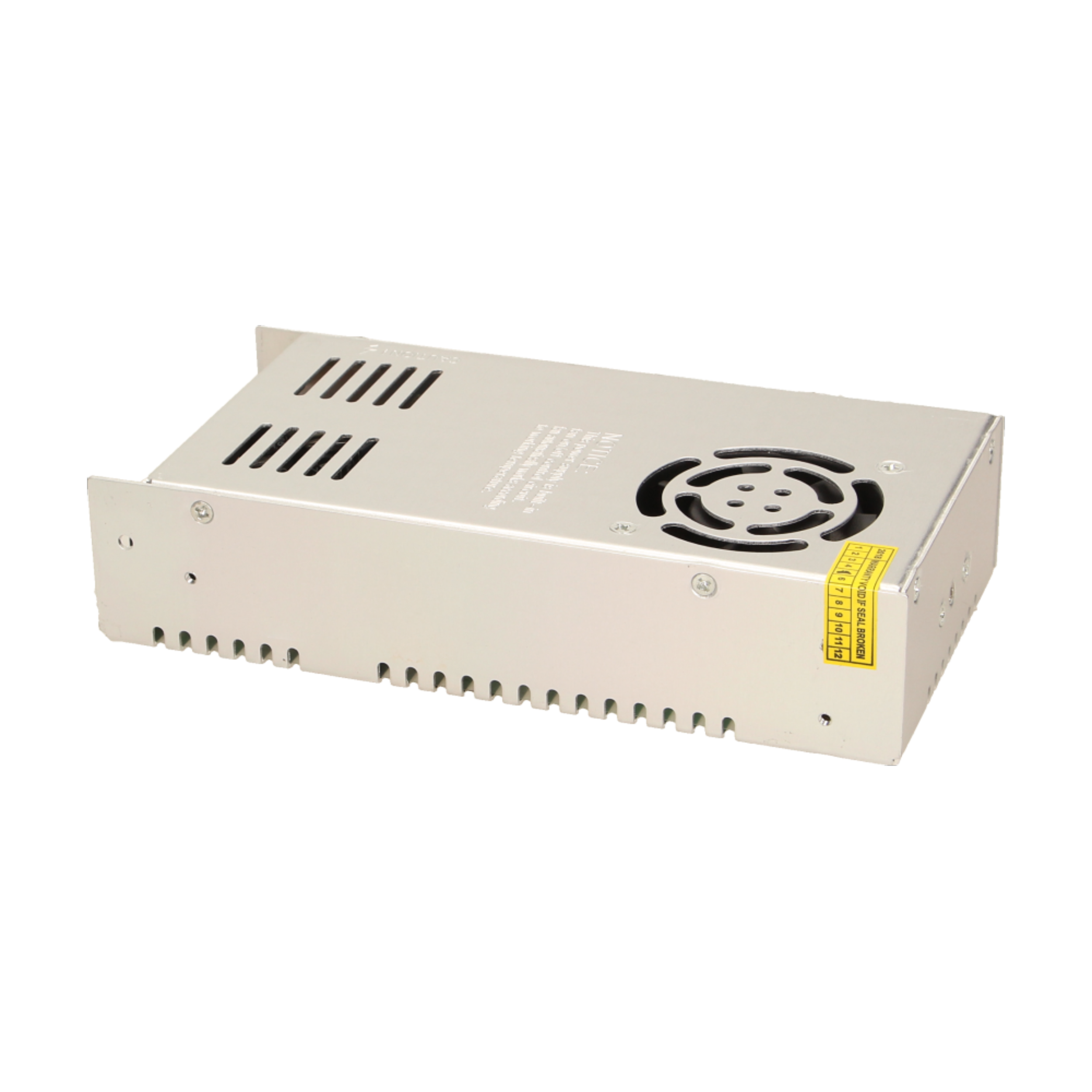 Open-frame power supply unit module 12VDC, 300W, IP20