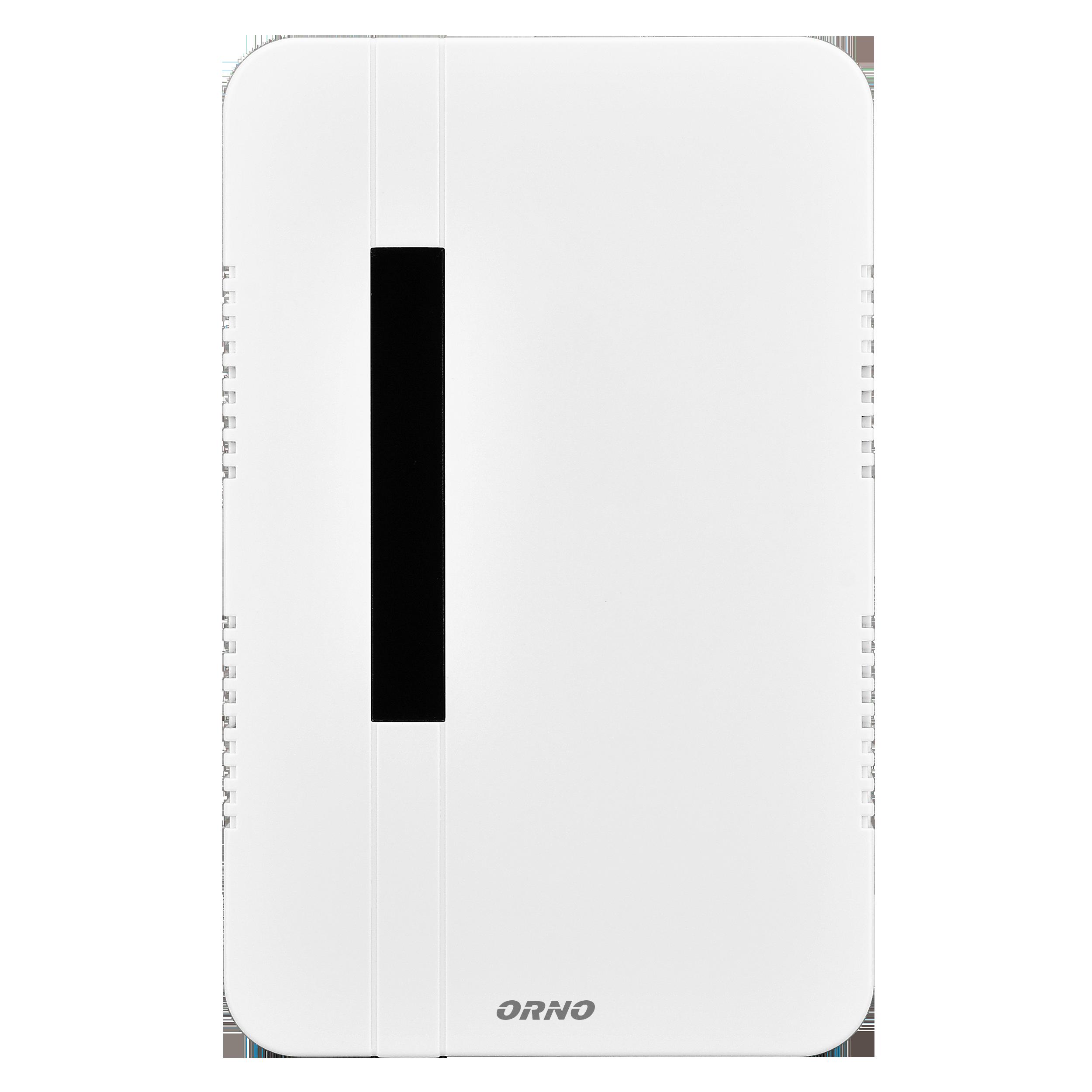 Dzwonek elektromechaniczny dwutonowy BREVIS MAXI AC, 230V, śnieżno biały