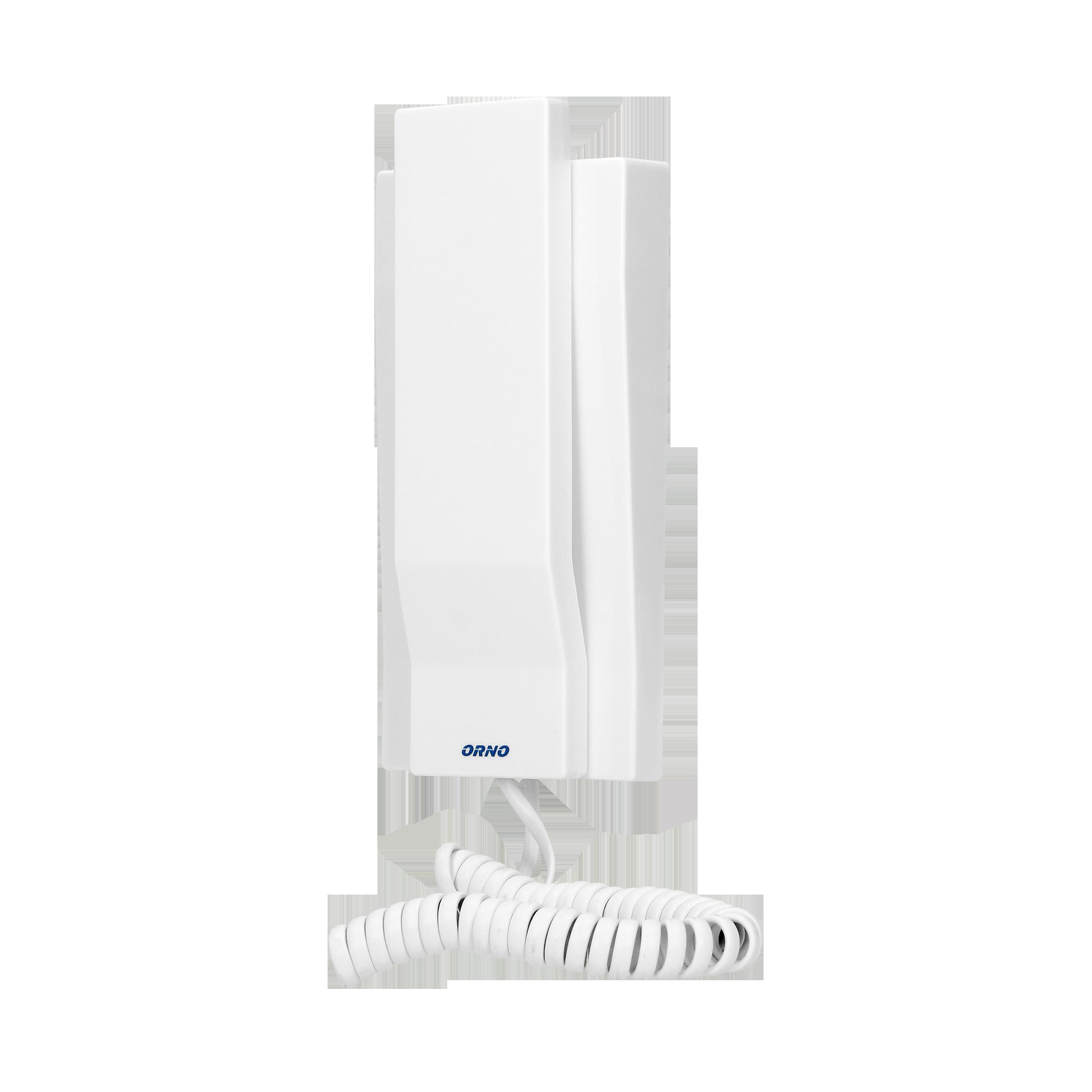Unifon domofonowy MIZAR, biały
