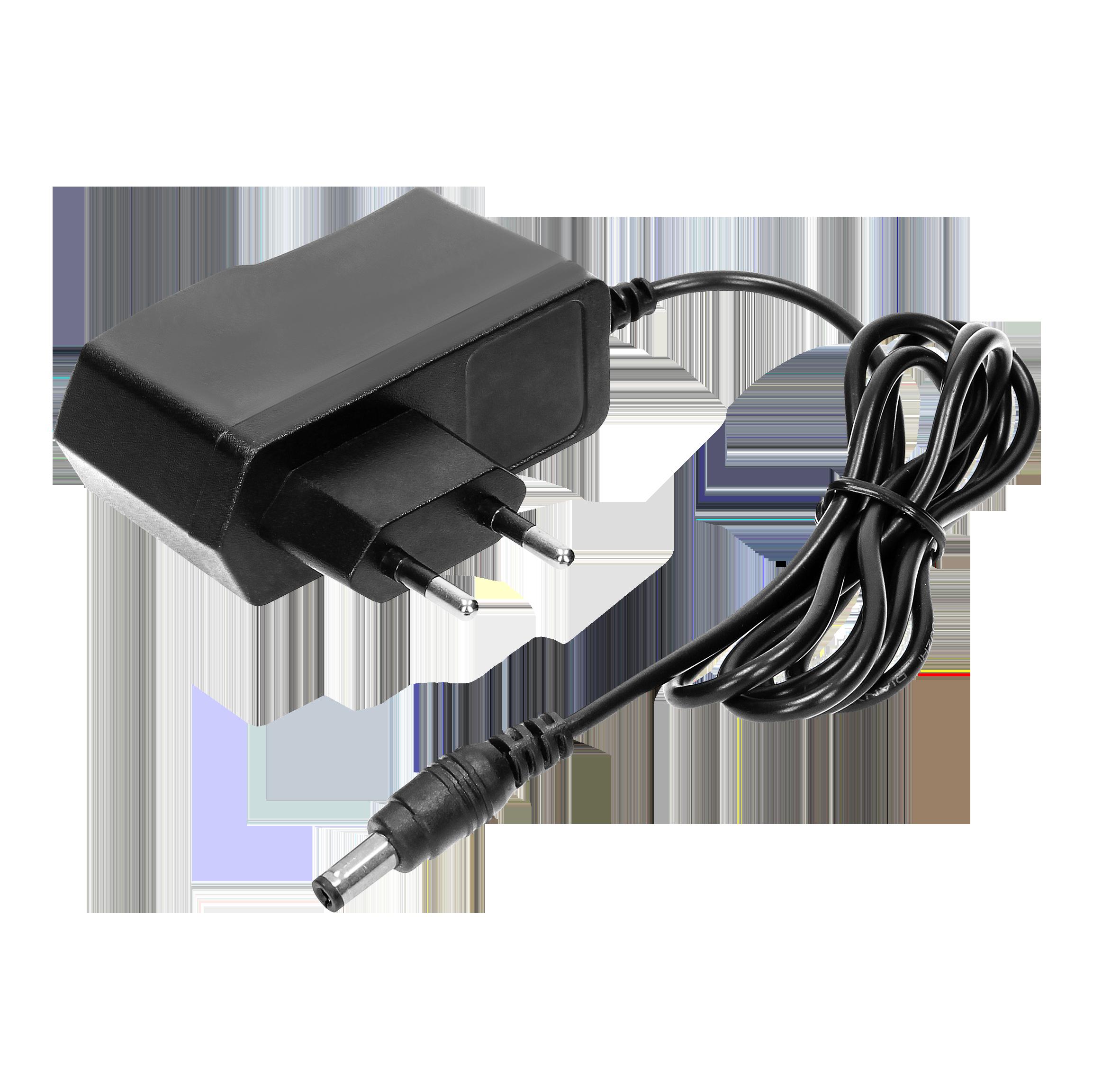 Modular power supply unit 12VDC 1A, plug (5.5 x 2.5mm)